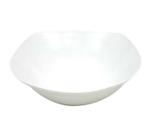 Maxwell and Williams Cashmere Bone China Square Coupe Soup Bowl - Cashmere Williams Bone China