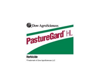 Dow AgroScience PastureGard HL Herbicide, Triclopyr and Fluroxypyr Herbicides for Broadleaf and Woody Plant Control, 1 Gallon (For Use In Registered States Only) (Best Broadleaf Herbicide For Pastures)