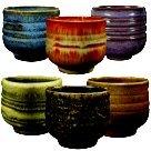Amaco Potters Choice Lead-Free Non-Toxic Glaze Set, Set - 6