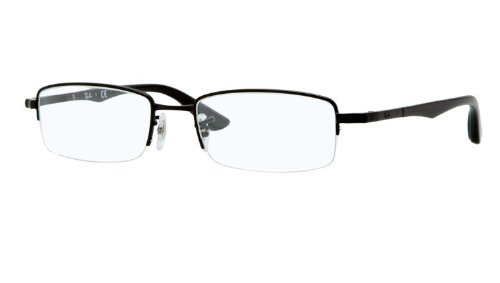 Ray-Ban Vista 0RX6237 2503 Eyeglasses Matte - Ray Shirt Ban T
