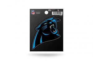 panthers window decal - 7