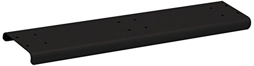 Salsbury Industries 4883BLK Spreader 3 Wide for Rural and Townhouse Mailbox, Black