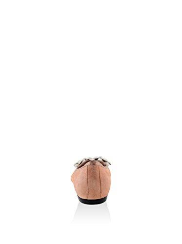Las Lolas Ls0420, Bailarinas para Mujer Taupe