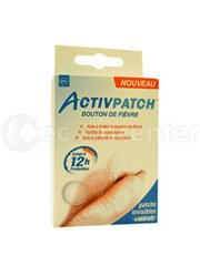 Activpatch For Cold Sores 12 Invisible Patches