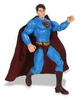 SUPERMAN RETURNS Kryptonite SMASH SUPERMAN Figure