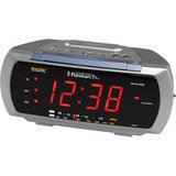 Emerson CKS3088 Emerson SmartSet Dual-Alarm Clock Radio with 4-Way Lamp Control