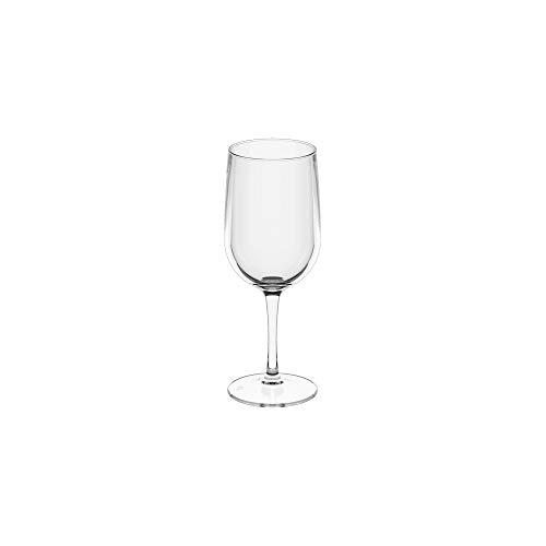 Taça Água Vinho Transparente Coza