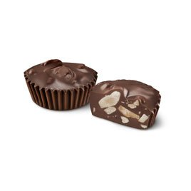 Milk Chocolate Cashew Clusters, 15 oz. Box