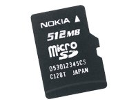 Nokia MU-28 512 MB microSD Card: Amazon.es: Electrónica