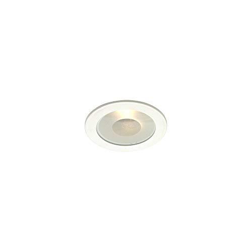 (Juno Lighting 12W-WH 4-Inch Recessed Shower Trim,)