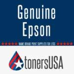 Epson 7753 Black Ribbon - Epson Fabric Ribbon 7753 for LQ-500/510/570/570+/800/850/870