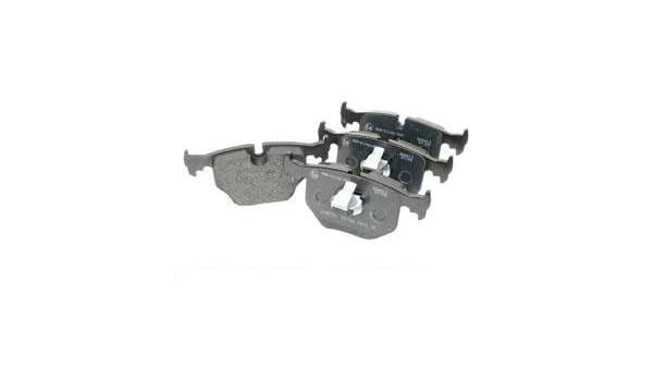For BMW E46 E53 E85 E86 Brake Pad Set Rear OEM 34 21 6 761 248 Premium Quality