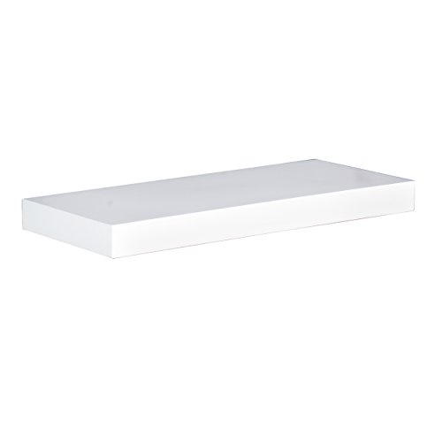 Southern Enterprises Chicago Floating Wall Shelf 24