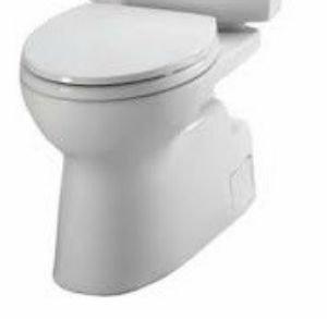 TOTO CT474CUFG#12 VESPIN II 1G Toilet Bowl, Sedona Beige ()