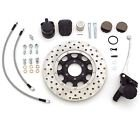 Ultimate Performance Front Brake Kit - Clear Lines - Honda CB450K CB500K CB500T Twin CB550K CB550F Super Sport by 4into1