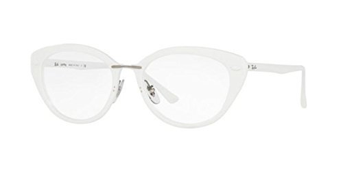 Eyeglasses Ray-Ban Optical RX 7088 5618 SHINY WHITE