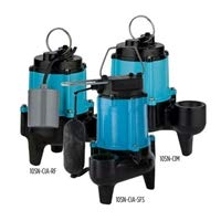 Little Giant 10SN-CIA-RF 511323 Submersible Sewage Pump, 120 Gallons Per -