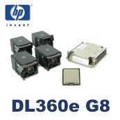 660668-B21 Compatible HP Intel Xeon E5-2450L 1.8GHz DL360e G8 - Naturewell Updated