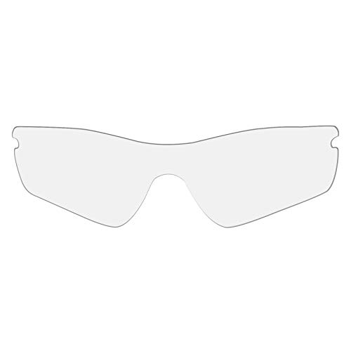 5d421864c8 OOWLIT Replacement Sunglass Lenses for Oakley Radar Path HD Clear Non- polarized