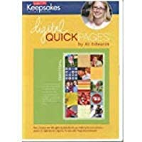Digital Quick Pages by Ali Edwards - Creating Keepsakes Scrapbook Magazine