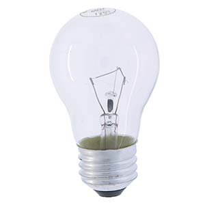 40 Watts Appliance Bulb - 2 Bulbs per Pack, LB1740 - 120V - Clear - Perfect for Refrigerators, Ovens, and Other Appliances