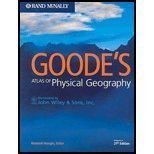 Goode's Atlas of Physical Geography, Rand McNally Staff, 0471706930