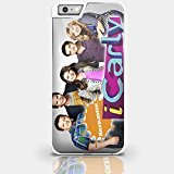 Icarly Kids Tv Series Walpaper for Iphone and Samsung Galaxy Case (iPhone 6 plus white)