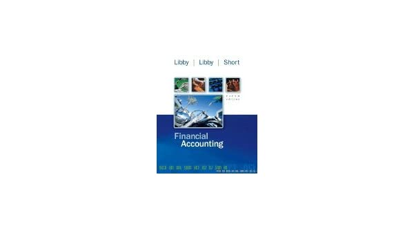 Financial accounting fifth 5th edition robert libby patricia a financial accounting fifth 5th edition robert libby patricia a short daniel g libby amazon books fandeluxe Image collections