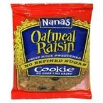 Oatmeal Raisin Cookie 3.50 Ounces (Case of 12)