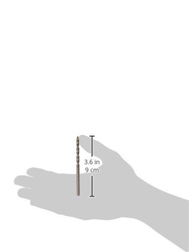 IRWIN 326002B25 3//16 x 2 x 3-1//2 Masonry Drill Bit