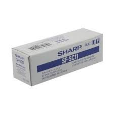 Sharp Genuine Brand Name, OEM SFSC11 (SF-SC11) Staple Cartridge (5K YLD per Cartridge) (3/ Box) for SD-2260 ()