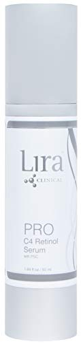 LIRA CLINICAL - C4 Retinol Serum with PSC, 2Oz