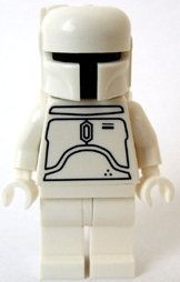 Buy White Boba Fett 30th Anniversary Limited Edition 2010 Lego