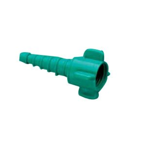 Teleflex Medical Inc 922555 Plastic Nipple & Nut, Disposable,Teleflex Medical Inc - Each 1 by Teleflex Medical Inc