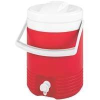 Igloo Legend Beverage Cooler (Red, 2-Gallon) by Igloo by Igloo