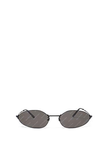 Luxury Fashion | Balenciaga Mens BB0055S001 Grey Sunglasses | Season Permanent