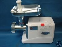 ALFA International MC5 Meat Grinder/Chopper Size, 12 Hub (1/2 hp) 12 Meat Chopper