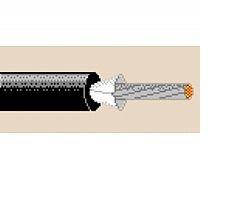 37540 10ft 4/0 AWG Lead Wire Type EPDM UL 3499 - STR - 150C - 7500V - Black Belden by Belden