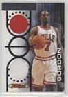 07 Topps Full Court (Ben Gordon #/199 (Basketball Card) 2006-07 Topps Full Court - Full Court Press - Dual Relic #FCP4)
