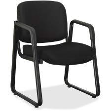 Lorell LLR84576 Fabric Guest Chair, 5