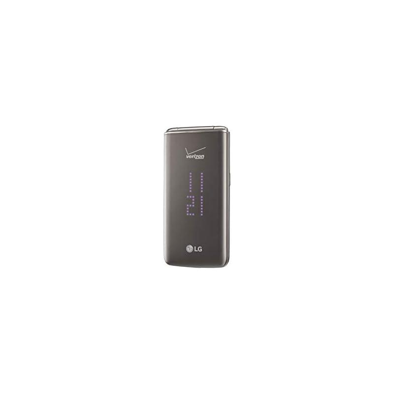 LG Exalt 2 VN370 Verizon Black