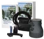 Savio Pond Free Waterfall Kit - 8-Ft., Model# SPF0500