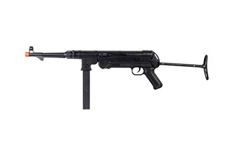 (Double Eagle MP40 WWII Spring Rifle in Polybag - Black)