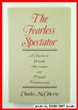 The Fearless Spectator, Charles McCabe, 0877013136