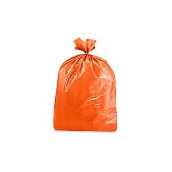 Amazon.com: Coloridas bolsas de basura (10, 50 litros ...