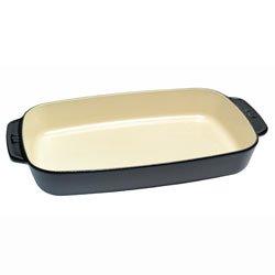 Baking Dish Glossy - AGA Cast Iron Baking Dish