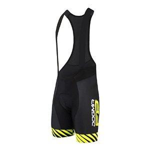 Pinarello 2015 Men's Dogma F8 Bib Cycling Short - PI-S5-BIBS-DGF8 (F8 - Black/Yellow Fluo - L)