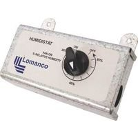 Lomanco Power Vent Humidistat