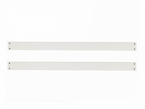 Suite Bebe Winchester Full Size Conversion Rails - White by Suite Bebe