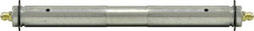 (Seasense Stainless Steel Roller Shaft with Grease Fitting (1/2 X 6 1/4-Inch))
